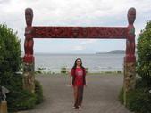 紐西蘭風情:陶波湖.JPG