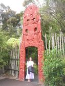 紐西蘭風情:毛利村1.JPG