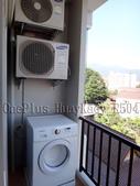 泰國清邁OnePlus HuayKaew condo 出租:DSC00384_滾筒洗衣機 分離式冷氣兩台 DoiSuthep.JPG