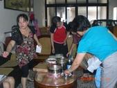 竹東第一組協力圈聯誼:瑞珍家聚餐