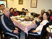 芎林協力圈聯誼:12月25日飛鳳山健走結束中午餐廳用餐
