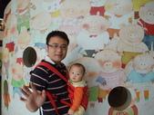 2011年04月22日 台中彩虹眷村+心之芳庭:台中國美館 Dora&建廷.JPG