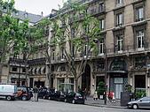 2009年05月28日 中午 巴黎街景+巴黎鐵塔:DSCF5087.JPG