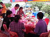 2010年9月26日 歡慶陳宥睿 滿月酒席:第十二桌 親友.JPG