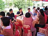 2010年9月26日 歡慶陳宥睿 滿月酒席:第五桌 鶴齡的姨丈.JPG
