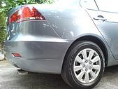 2009.10.01 結婚的第一部車 - Fortis:14-車尾燈.JPG