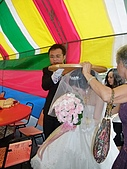 2009.05.15 甜蜜婚禮:迎娶 3.JPG