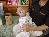 1120到1220 Dora第三個月生活照:1206Dora 憂愁(哀).JPG