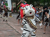 2010年06月15日 六福村:2010年06月15日 六福村56 小白虎主秀.JPG