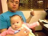 2011年0220到0420(Dora第五到7個月生活點滴:0416Dora 母親節晚餐5.JPG