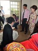 2009.05.15 甜蜜婚禮:迎娶 2.JPG