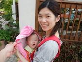 2011年04月22日 台中彩虹眷村+心之芳庭:台中心之芳庭 Dora 13.JPG