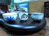 茶具:荷花40魚杯20花杯20