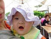 2011年04月22日 台中彩虹眷村+心之芳庭:台中心之芳庭 Dora 6.JPG