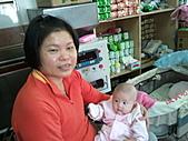 1120到1220 Dora第三個月生活照:1208Dora&老媽 瞪大眼睛.jpg
