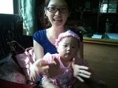 2011年0220到0420(Dora第五到7個月生活點滴:0416Dora 換季.jpg