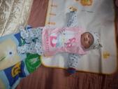 2011年Dora的人生第一個春節:0126Dora 大字型.JPG