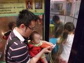 2011年04月22日 台中彩虹眷村+心之芳庭:台中國美館 Dora&建廷 2.JPG