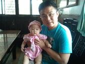 2011年0220到0420(Dora第五到7個月生活點滴:0416Dora 換季父女.jpg