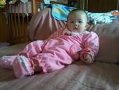 2011年0220到0420(Dora第五到7個月生活點滴:0319Do可愛模樣ra.jpg