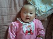 2011年0220到0420(Dora第五到7個月生活點滴:0324Dora 長頭髮.jpg