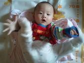 2011年0220到0420(Dora第五到7個月生活點滴:0329Dora.jpg