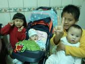 2011年0220到0420(Dora第五到7個月生活點滴:0329Dora 四小福.jpg