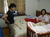 2010年9月26日 歡慶陳宥睿 滿月酒席:我們的媒人婆.JPG