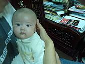 1120到1220 Dora第三個月生活照:1215大家來看Dora 好像蝌蚪.jpg