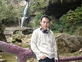 神秘仙境 -  杉林溪:淞瀧岩瀑布