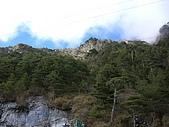 南橫之美:大關山隧道上的雲