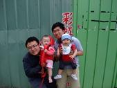 2011年04月22日 台中彩虹眷村+心之芳庭:台中彩虹眷村 父與子.JPG