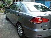 2009.10.01 結婚的第一部車 - Fortis:22- 車尾.JPG