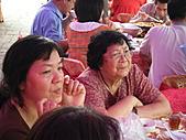 2010年9月26日 歡慶陳宥睿 滿月酒席:第五桌 外婆的特寫.JPG