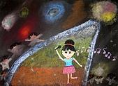 97(下)五感繪本製作:我是大明星--粉彩畫
