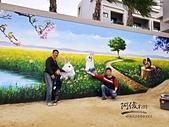 阿俊3D彩繪@相簿:居家圍牆彩繪,牆壁彩繪工作室,LINE ID: 559383 TEL:0955-660115