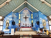 阿俊3D彩繪@相簿:基督教堂彩繪,壁畫彩繪設計,LINE ID: 559383 TEL:0955-660115