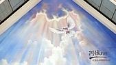 阿俊3D彩繪@相簿:教堂牆壁彩繪,彩繪牆設計,LINE ID: 559383 TEL:0955-660115