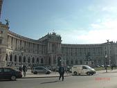 蜜月:霍夫堡宮