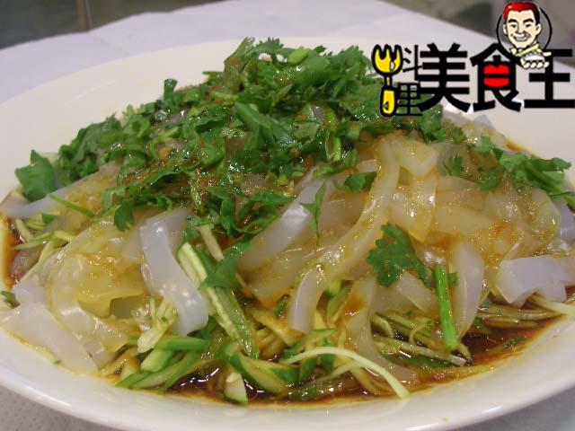料理美食王----美味料理大公開96年7--9月:黃瓜拌涼粉0913