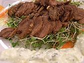 料理美食王----美味料理大公開96年1--3月:雙味珍珠肉-洋蔥美奶滋醬0329