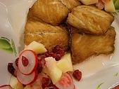 料理美食王----美味料理大公開96年1--3月:青花魚蘋果沙拉0327