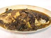 料理美食王----美味料理大公開96年4--6月:梅菜燜鮮魚0629