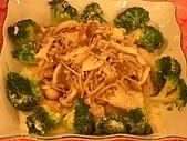 料理美食王----美味料理大公開96年1--3月:蒜味奶油雞片0328