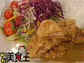 料理美食王----美味料理大公開96年4--6月:香煎白芝麻豬排0628