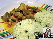料理美食王----美味料理大公開96年7--9月:酸辣雞拌香菜飯0815