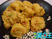 料理美食王----美味料理大公開96年7--9月:鹹蛋黃蝦仁0703