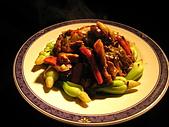 料理美食王-美味料理大公開98年4-6月:川辣肉片