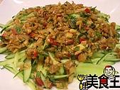 料理美食王----美味料理大公開96年7--9月:素魚香小黃瓜0706