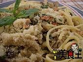 料理美食王---美味料理大公開97年1-3月:美味時菇料理(時菇義大利麵)0401